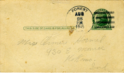 postcard front