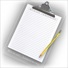 acrylic-clipboard-and-memo-set-hcl