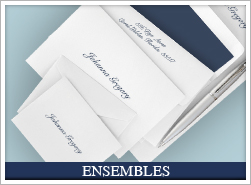 Stationery Ensembles