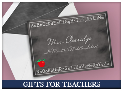 Personalized Gifts For Teachers