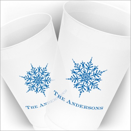 DYO 16 oz. Frosted Tumbler - with Design