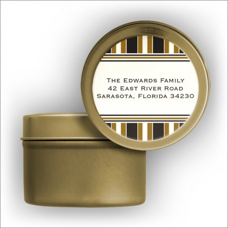 The Esquire Labels Tin
