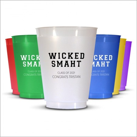 Wicked Smaht Grad Cup