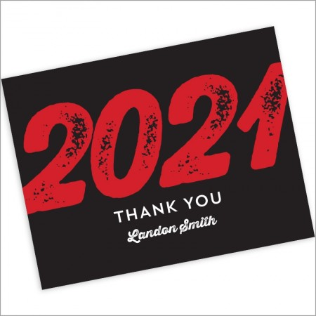 2021 Thank You!