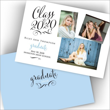 Riley Graduation Invitation