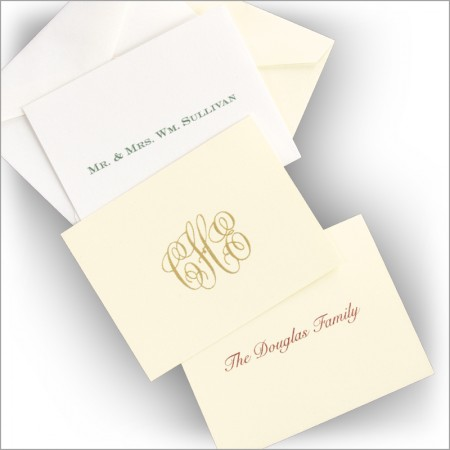 Classic Gift Enclosure Cards