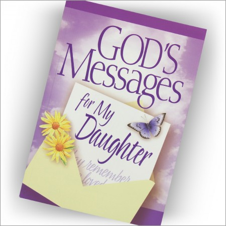 God's Messages For My Daughter