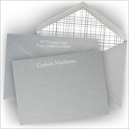 Gray Flannel Cards