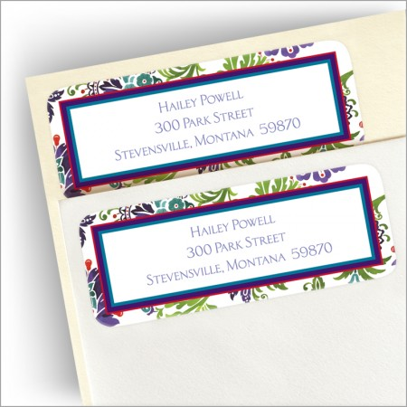 Hailey Return Address Labels