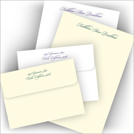 Hampton Stationery - Lettersheets
