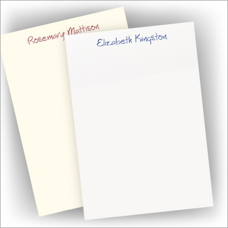 Millennium Stationery - Lettersheets