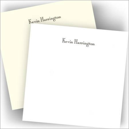 "Personalized Memos - 3"" x 3"" Refill"