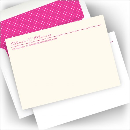 Pink Dot Classic Cards