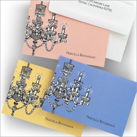 Stylish Chandelier Notes