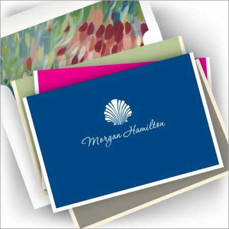 Summer Breeze Note Set - with Design
