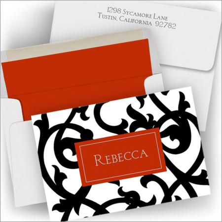 Trafalgar Notes - Lined Envelopes Included!