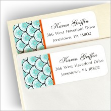 Sarasota Return Address Labels