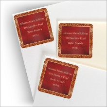 Brandywine Return Address Labels