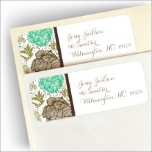 Emerson Return Address Labels