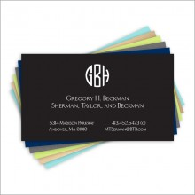Colorful Business Cards Design 2