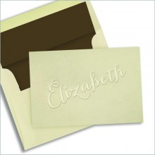 Premier Embossed Notes