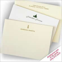 DYO Correspondence Cards - with Design