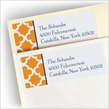 Bristol Tile Address Labels