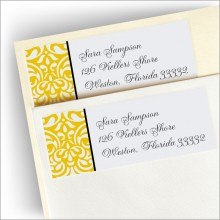 Chloe Address Label