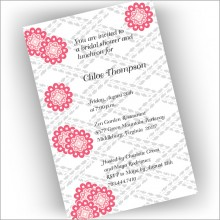 Chloe Invitations