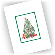 Christmas Tree Holiday Cards