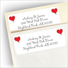 Gotta Have Heart Return Address Label