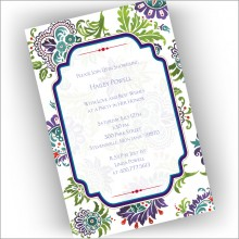 Hailey Invitation