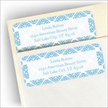 Marrakesh Sky Collection Mailing Label