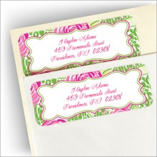 Mia Summer Collection Mailing Label