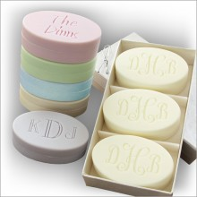 Scented Personalized Soap Gift Sets