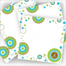 Trendy Dots Stick It Notes