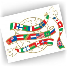 World of Peace Christmas Cards