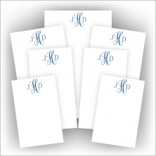 Monogram Memo Set - Refill