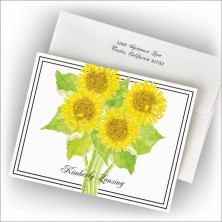 Sunflowers Notes