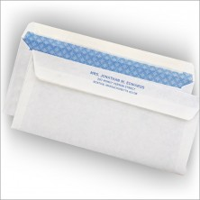 Business Self-Seal Privacy Envelopes