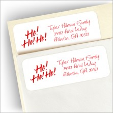 DYO Return Address Labels - White