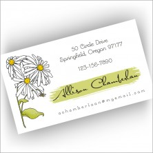 Whimsical Daisy Cards