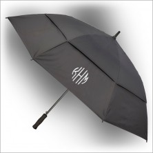 Gold Umbrella - Monogram
