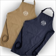 Men's Apron w/ Monogram