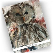 Woodland Snowy Owl Notes