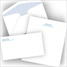 Bill Payer Sheets and Envelopes