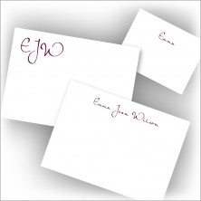 Business Basics Card Ensemble - Script