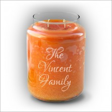 Crossroads® Personalized Candles