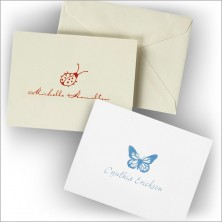 DYO Gift Enclosure Cards - with Design