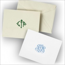 DYO Gift Enclosure Cards - with Monogram